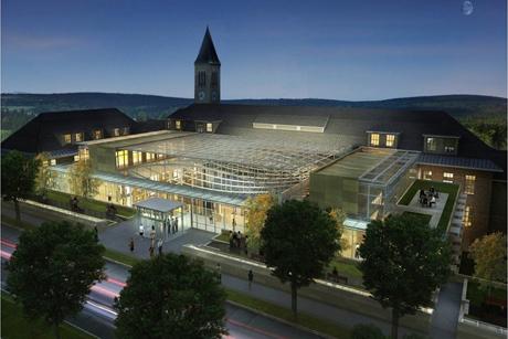 Cornell-Klarman-Hall